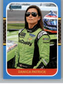 2020 Donruss Racing Carolina Blue #141 Danica Patrick GoDaddy.com/Premium Motorsports/Chevrolet