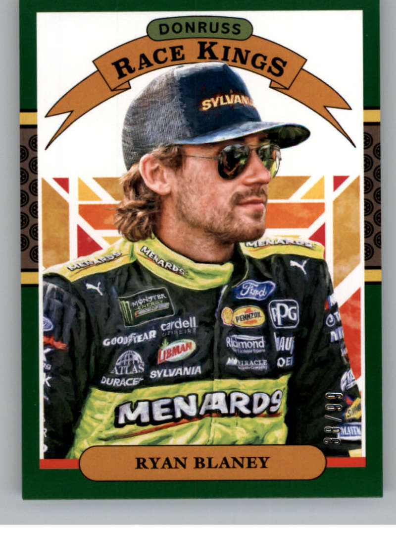 2020 Donruss  Green