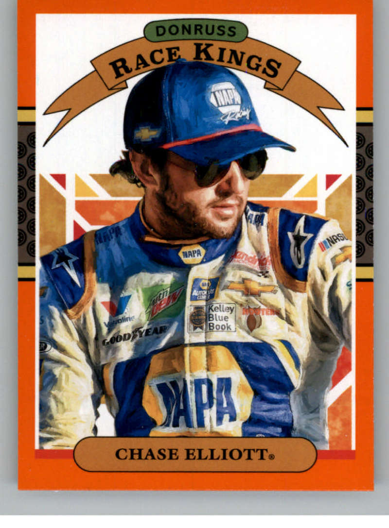 2020 Donruss  Orange