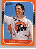 2020 Donruss Racing Orange #155 Darrell Waltrip Tide/Hendrick Motorsports/Chevrolet