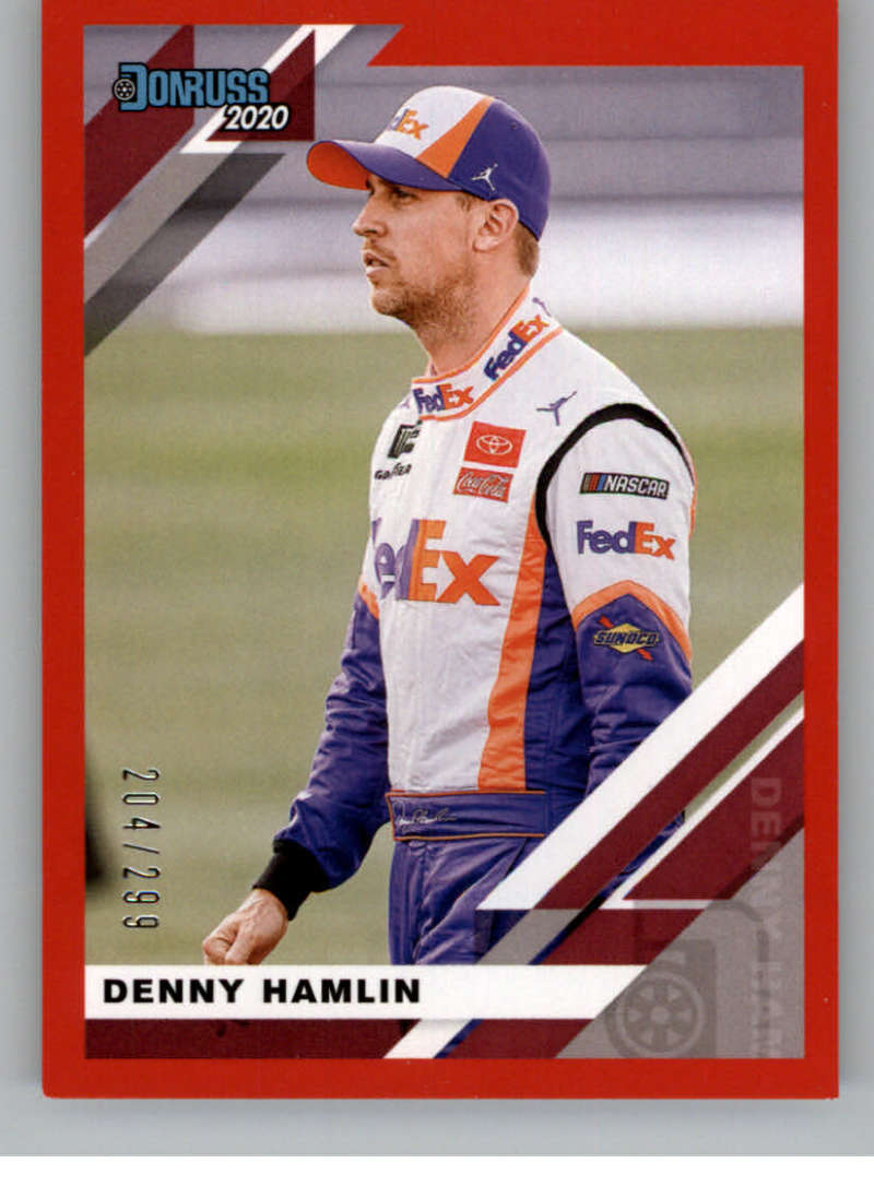 2020 Donruss  Red