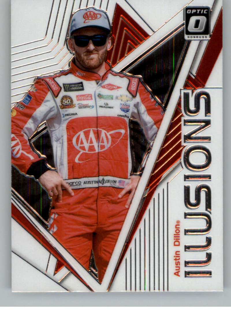2020 Donruss  Optic Illusion