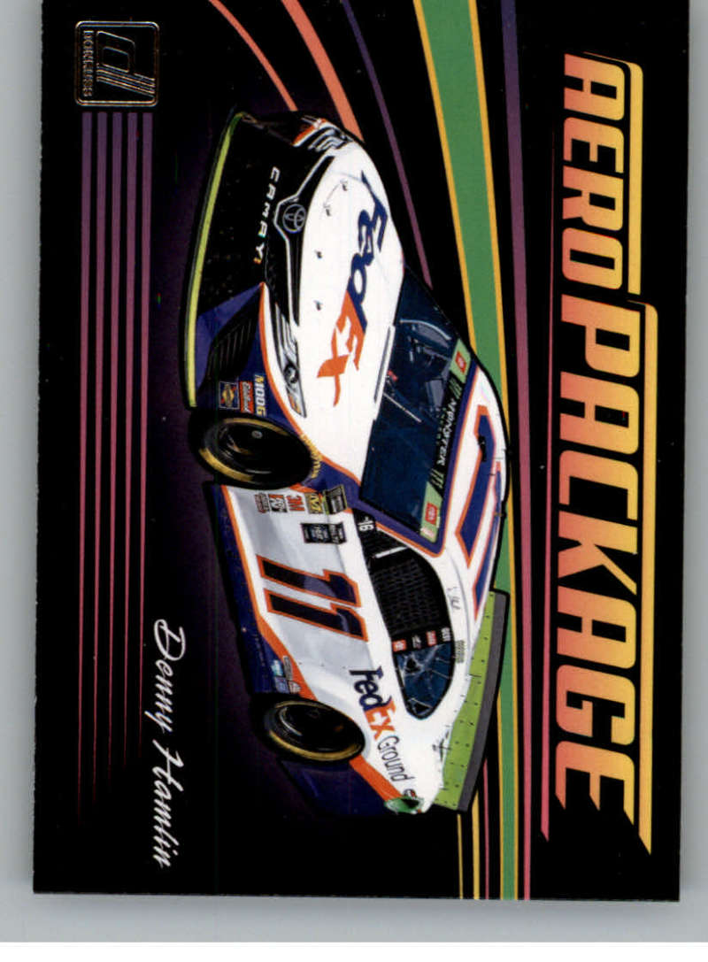 2020 Donruss  Aero Package