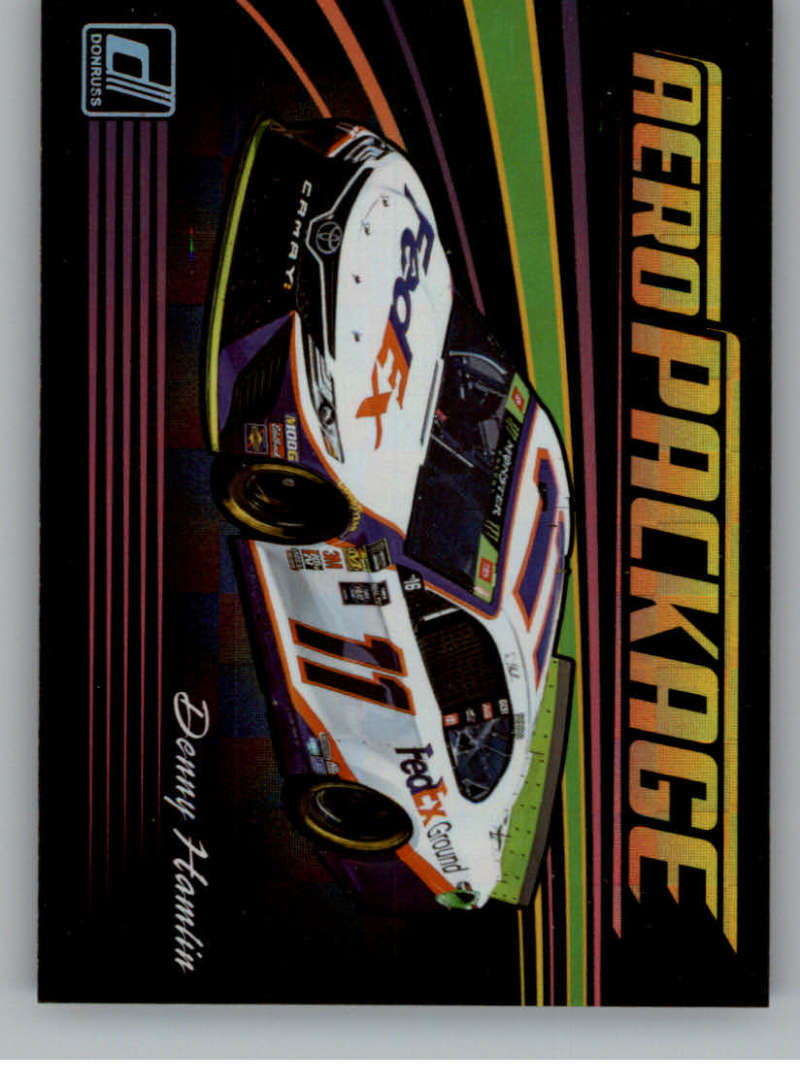 2020 Donruss  Aero Package Checkers