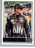 2020 Donruss Racing Classics #7 Jimmie Johnson Ally Financial/Hendrick Motorsports/Chevrolet  Official NASCAR Trading Card