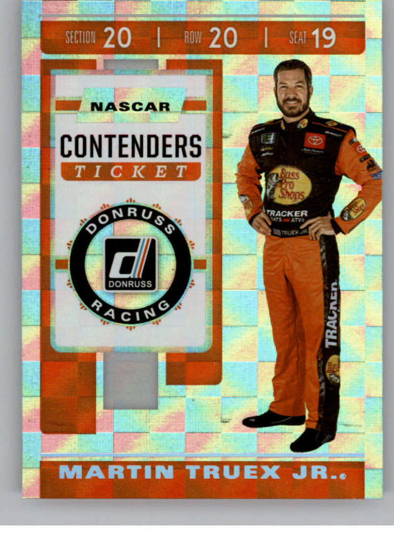 2020 Donruss  Contenders Checkers
