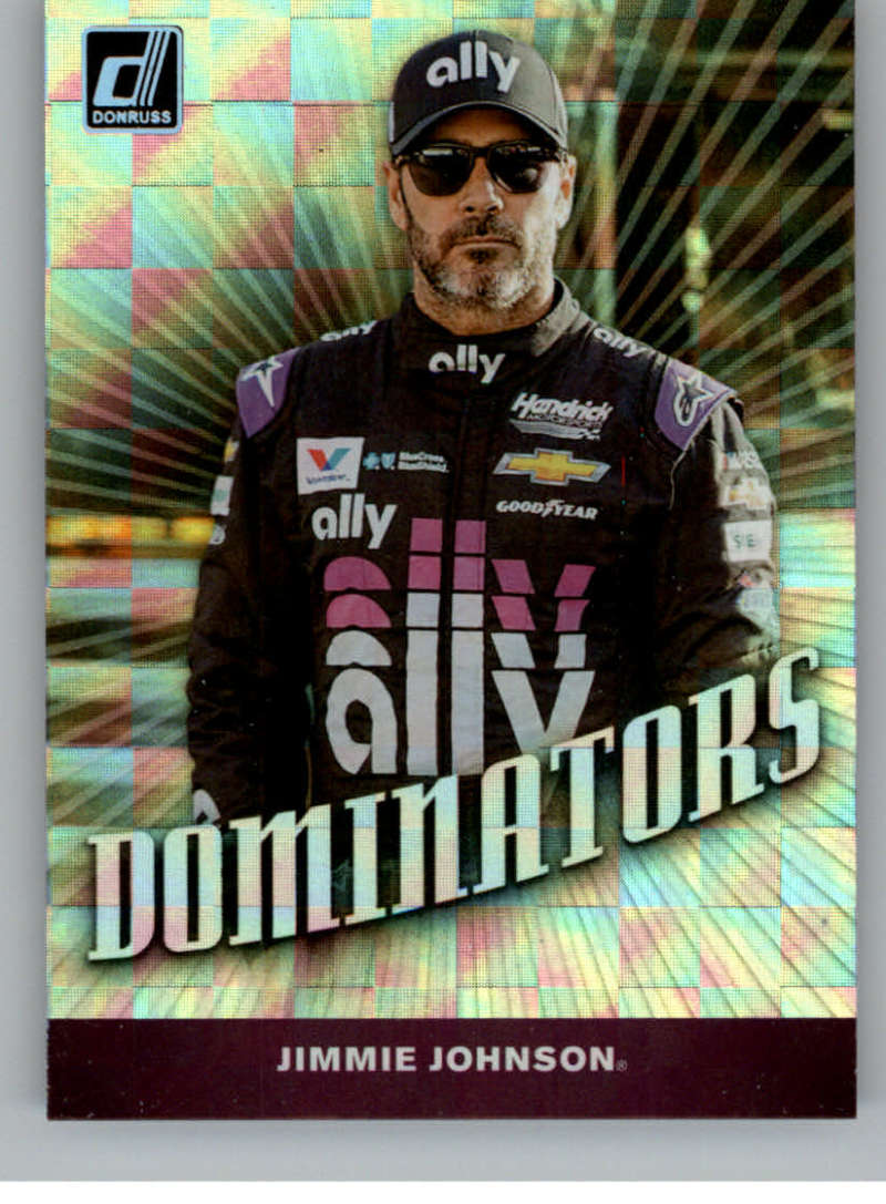 2020 Donruss  Dominators Checkers