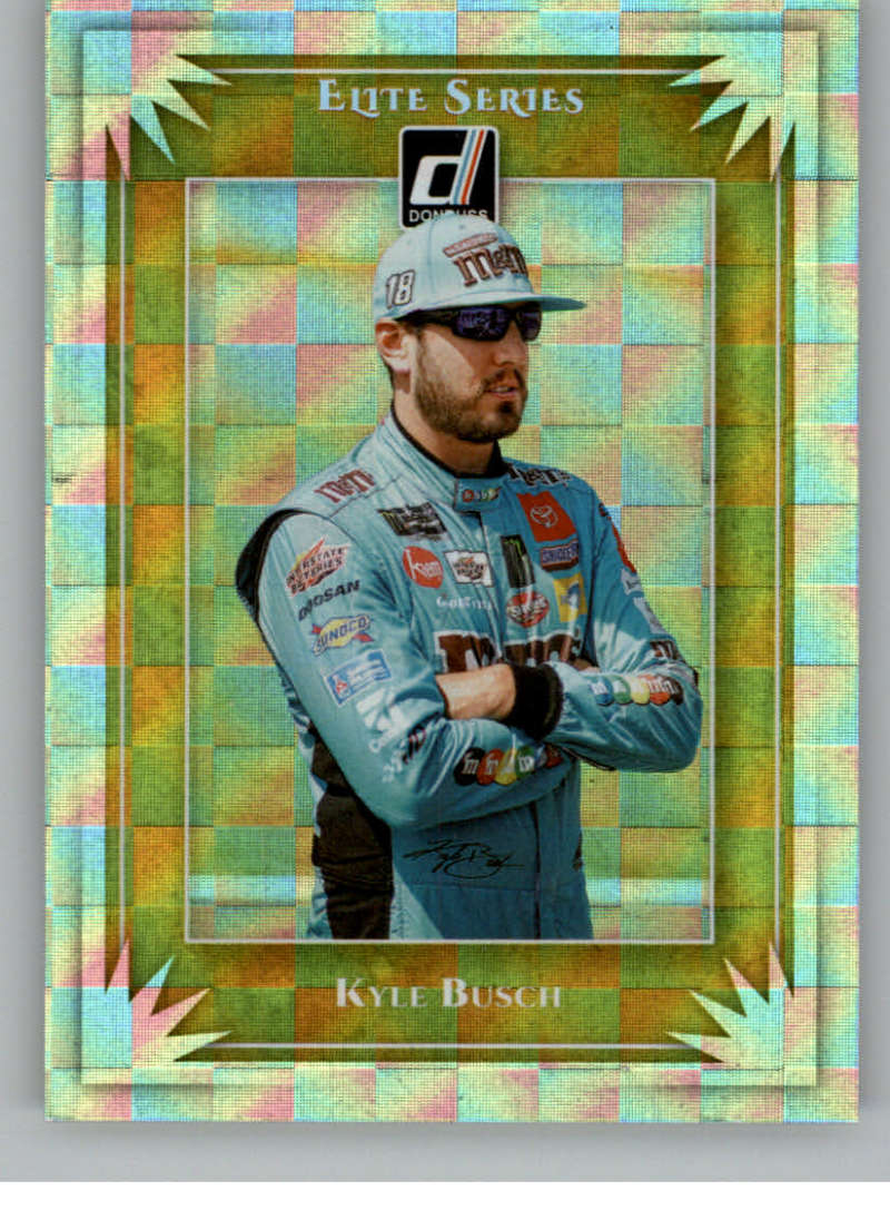 2020 Donruss  Elite Series Checkers