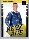 2020 Donruss Racing New Age #8 Ryan Preece Kroger Click List/JTG Daugherty Racing/Chevrolet  Official NASCAR Trading Card