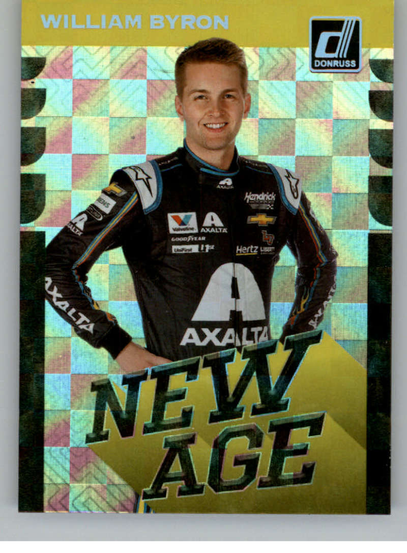 2020 Donruss  New Age Checkers