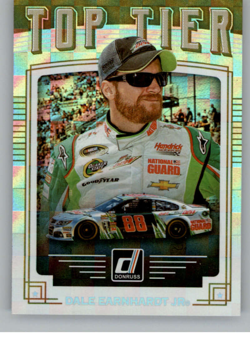 2020 Donruss  Top Tier Checkers