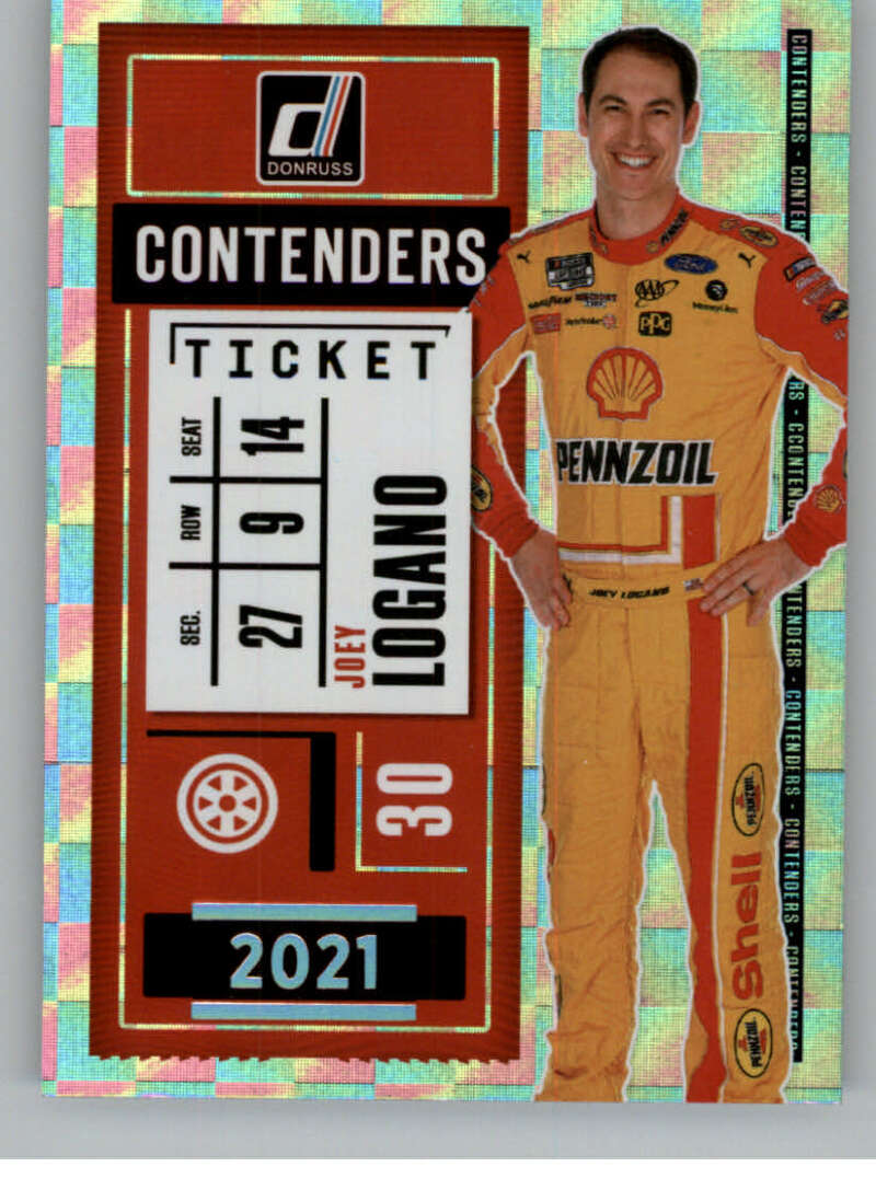 2021 Donruss  Contenders Checkers