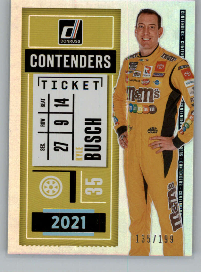 2021 Donruss  Contenders Holographic