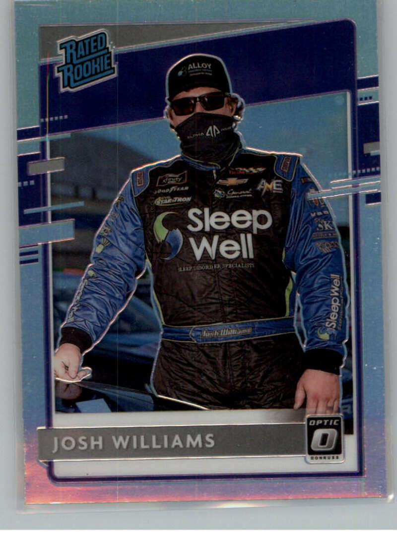 2021 Donruss  Optic Rated Rookies Holo
