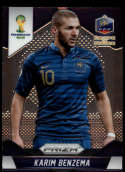 2014 Panini World Cup Prizm #82 Karim Benzema NM-MT+