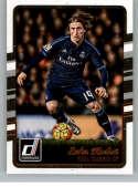 2016 Donruss #143 Luka Modric NM-MT+ Real Madrid CF