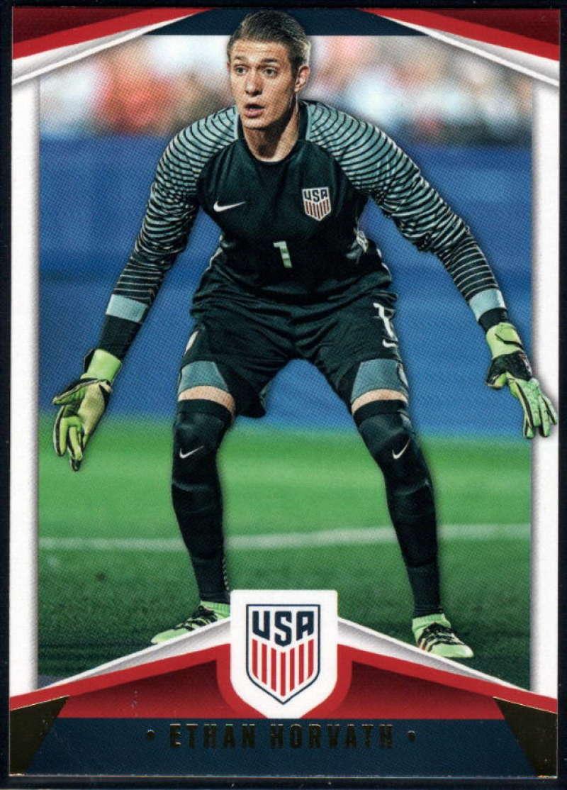 2016 Panini USA Soccer Soccer #24 Ethan Horvath USA Official Team USA Trading Card