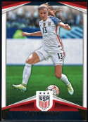 2016 Panini USA Soccer Soccer #1 Alex Morgan USA Official Team USA Trading Card