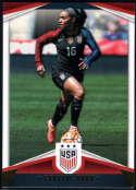 2016 Panini USA Soccer Soccer #18 Crystal Dunn USA Official Team USA Trading Card