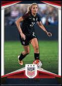 2016 Panini USA Soccer Soccer #19 Allie Long USA Official Team USA Trading Card