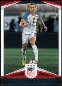 2016 Panini USA Soccer Soccer #22 Samantha Mewis USA Official Team USA Trading Card