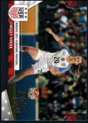 2016 Panini USA Soccer First Caps Soccer #4 Lindsey Horan Official Team USA Trading Card