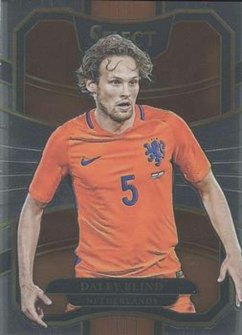 2017-18 Panini Select #27 Daley Blind NM-MT Netherlands