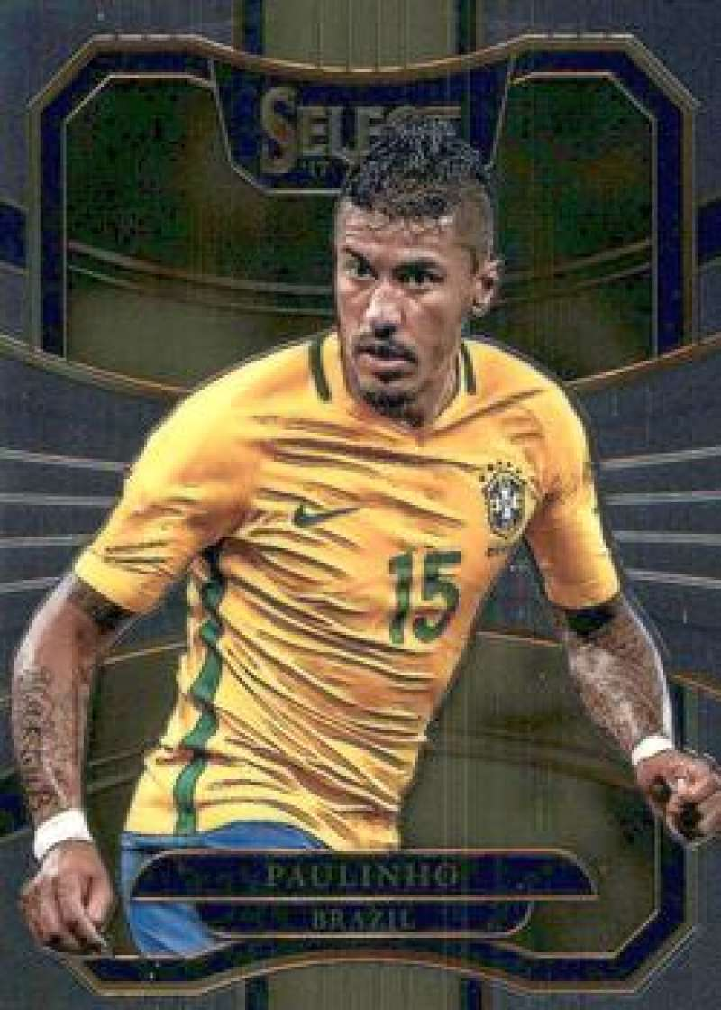 2017-18 Panini Select #44 Paulinho NM-MT Brazil