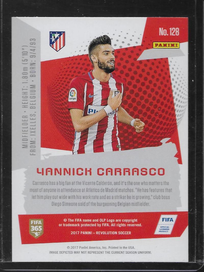 2017-Panini-Revolution-Soccer-Pick-A-Player thumbnail 163