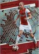 2017 Panini Revolution #145 Davy Klaassen AFC Ajax