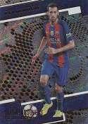 2017 Panini Revolution #193 Sergio Busquets FC Barcelona