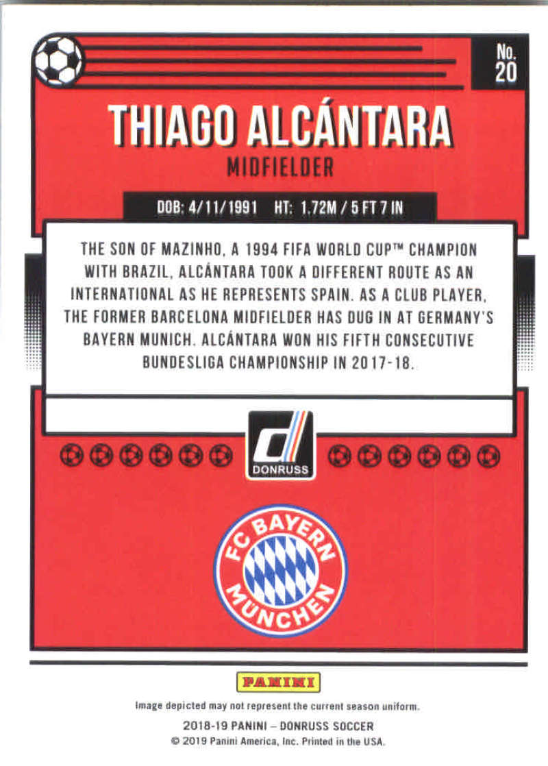 2018-19-Donruss-Soccer-Base-Singles-1-200-Pick-Your-Cards thumbnail 40