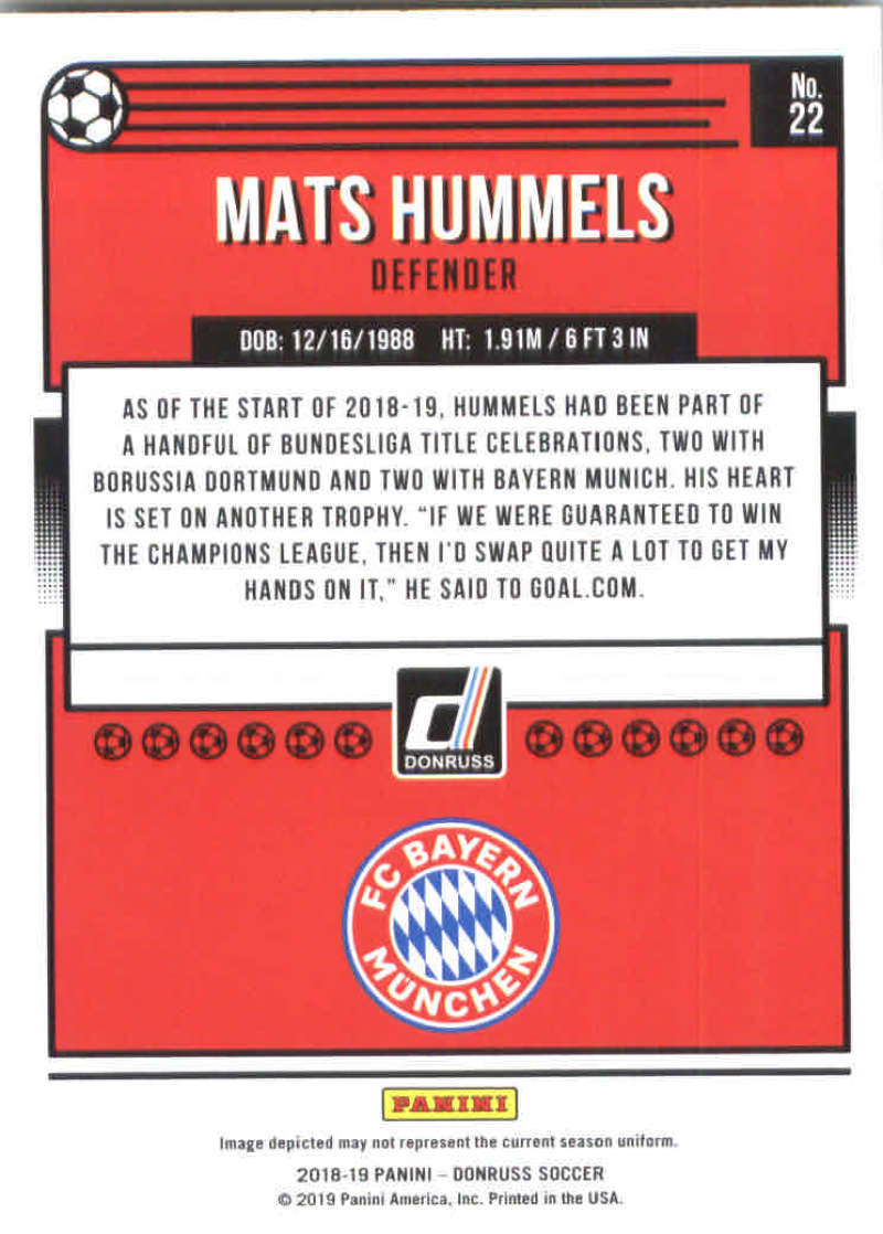 2018-19-Donruss-Soccer-Base-Singles-1-200-Pick-Your-Cards thumbnail 44