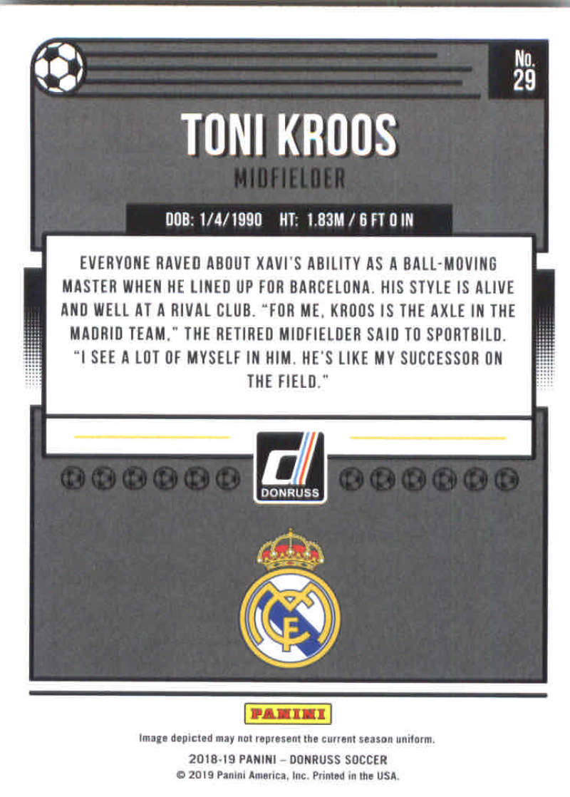 2018-19-Donruss-Soccer-Base-Singles-1-200-Pick-Your-Cards thumbnail 58