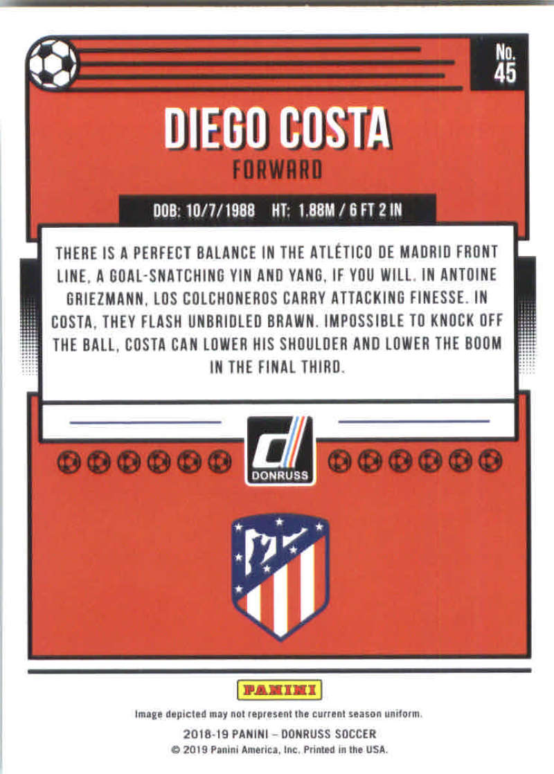 2018-19-Donruss-Soccer-Base-Singles-1-200-Pick-Your-Cards thumbnail 90