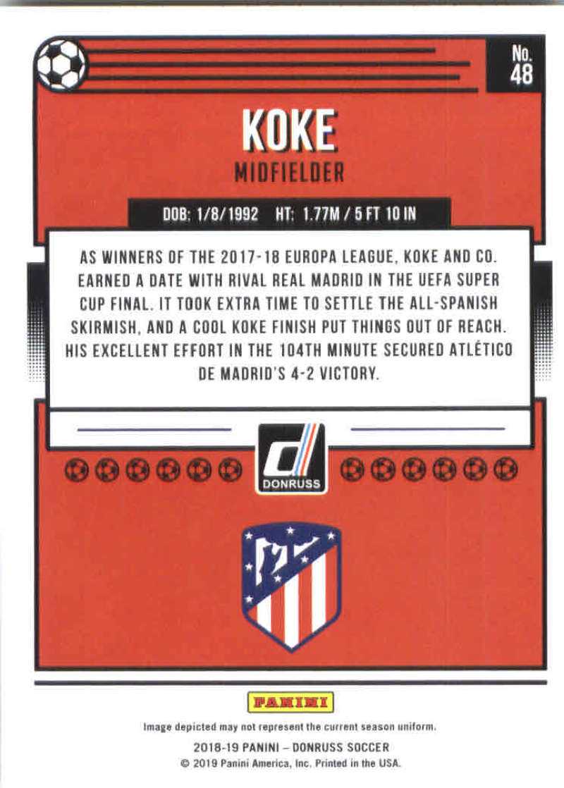 2018-19-Donruss-Soccer-Base-Singles-1-200-Pick-Your-Cards thumbnail 96