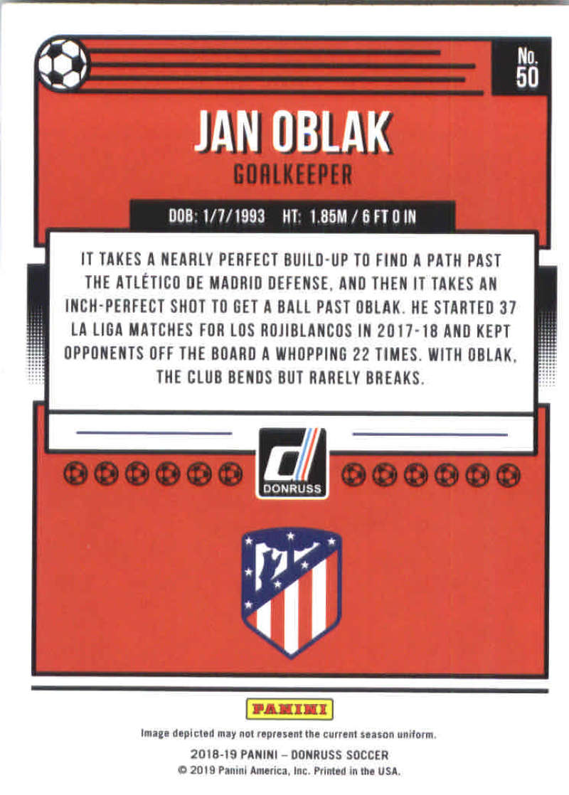 2018-19-Donruss-Soccer-Base-Singles-1-200-Pick-Your-Cards thumbnail 100