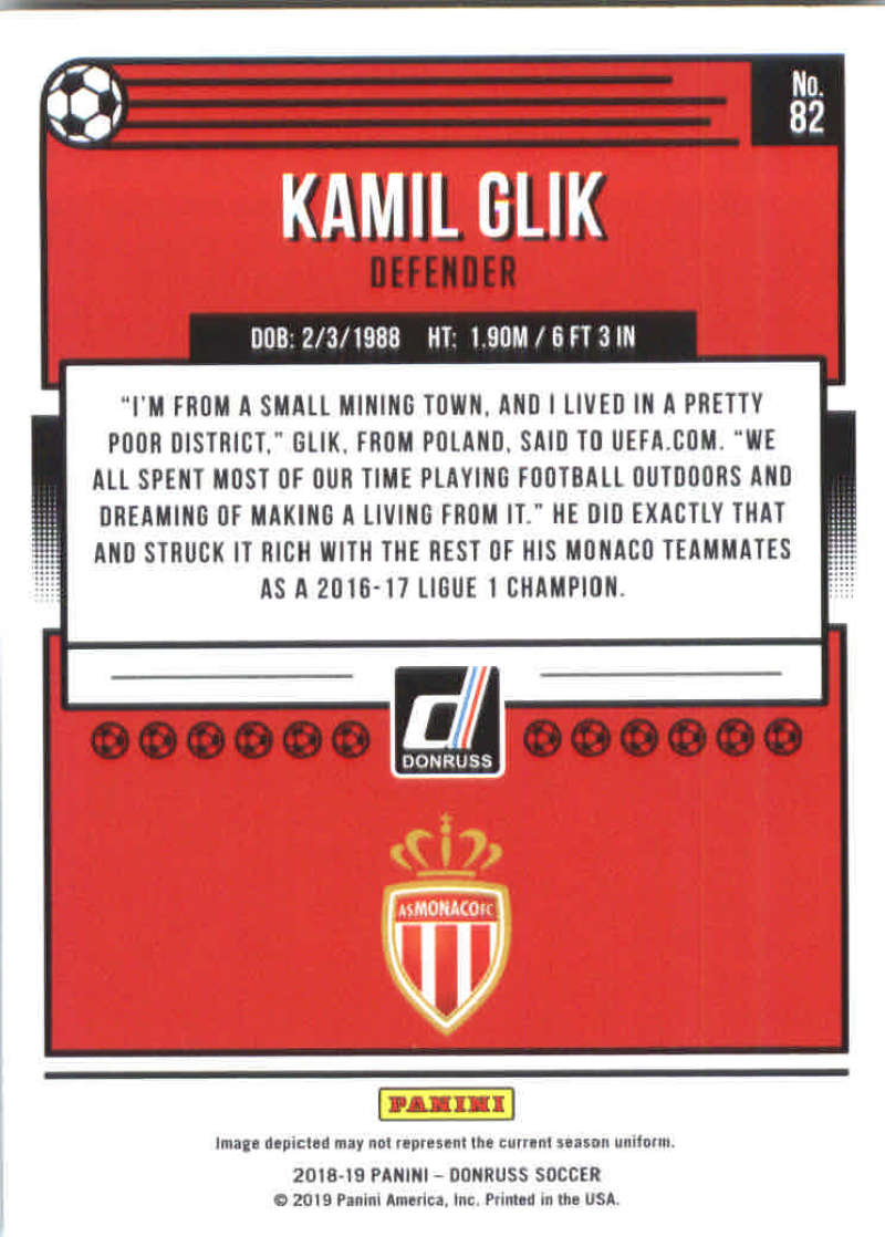 2018-19-Donruss-Soccer-Base-Singles-1-200-Pick-Your-Cards thumbnail 162