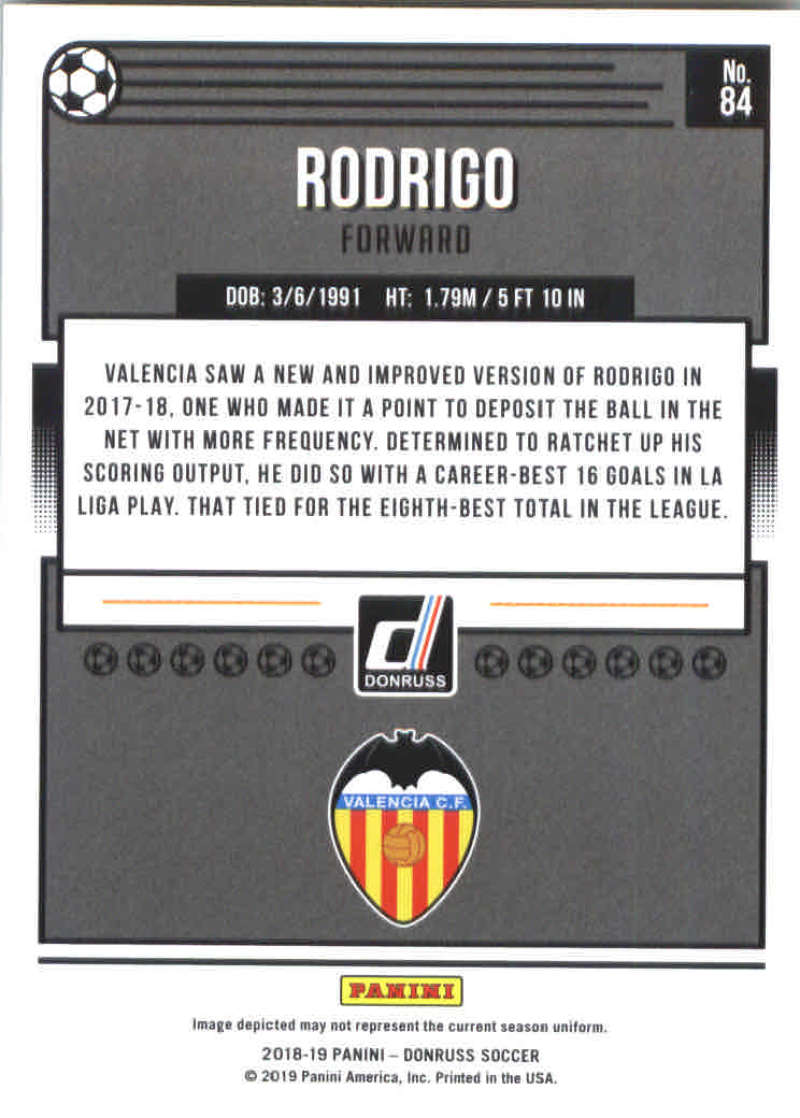 2018-19-Donruss-Soccer-Base-Singles-1-200-Pick-Your-Cards thumbnail 166