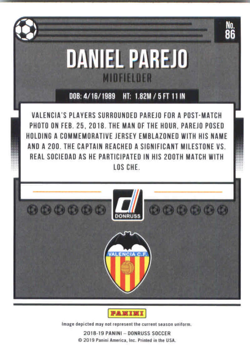 2018-19-Donruss-Soccer-Base-Singles-1-200-Pick-Your-Cards thumbnail 170