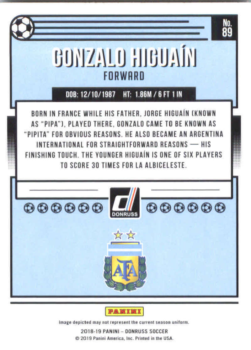 2018-19-Donruss-Soccer-Base-Singles-1-200-Pick-Your-Cards thumbnail 176