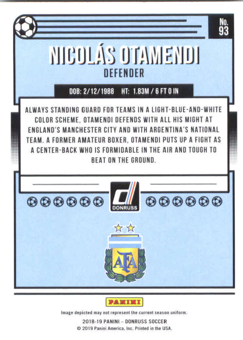 2018-19-Donruss-Soccer-Base-Singles-1-200-Pick-Your-Cards thumbnail 184
