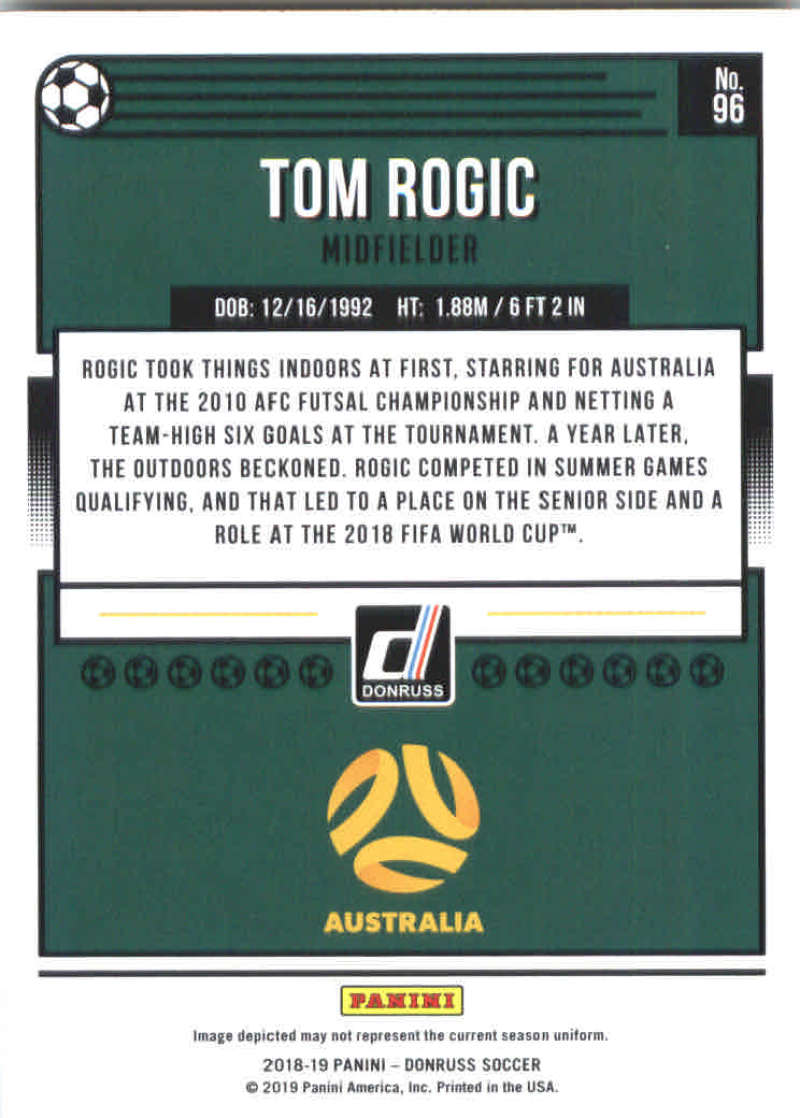 2018-19-Donruss-Soccer-Base-Singles-1-200-Pick-Your-Cards thumbnail 190