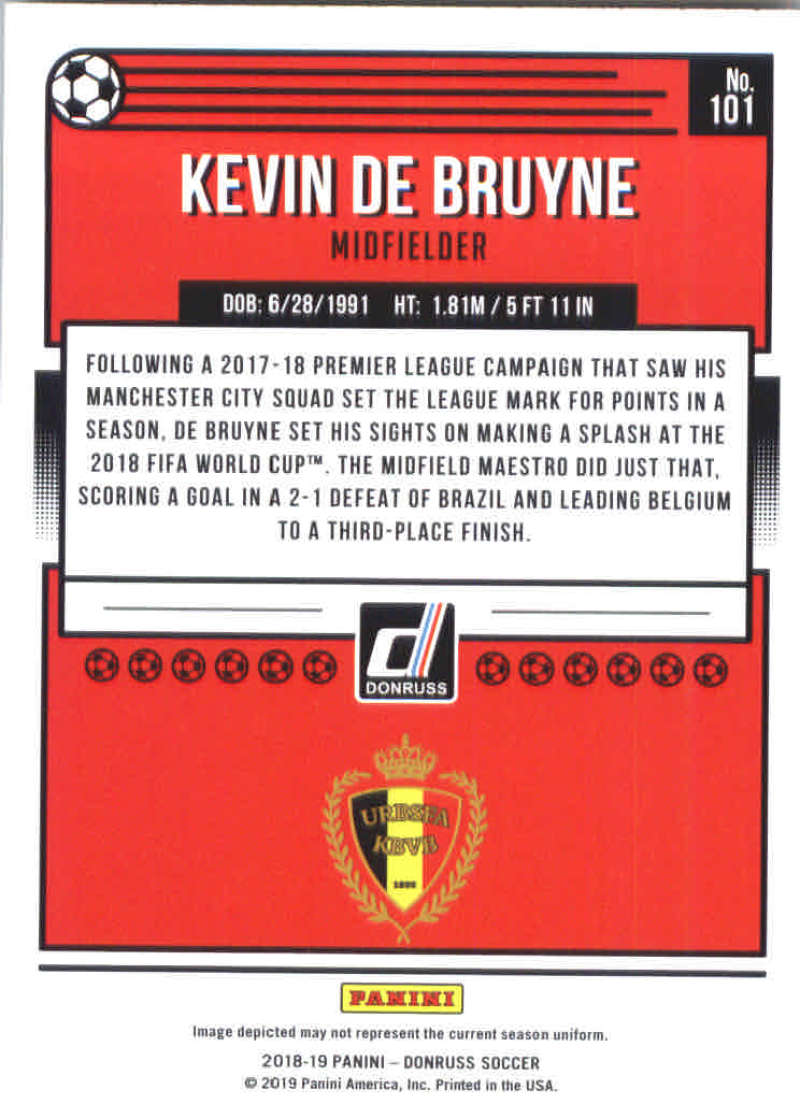 2018-19-Donruss-Soccer-Base-Singles-1-200-Pick-Your-Cards thumbnail 200