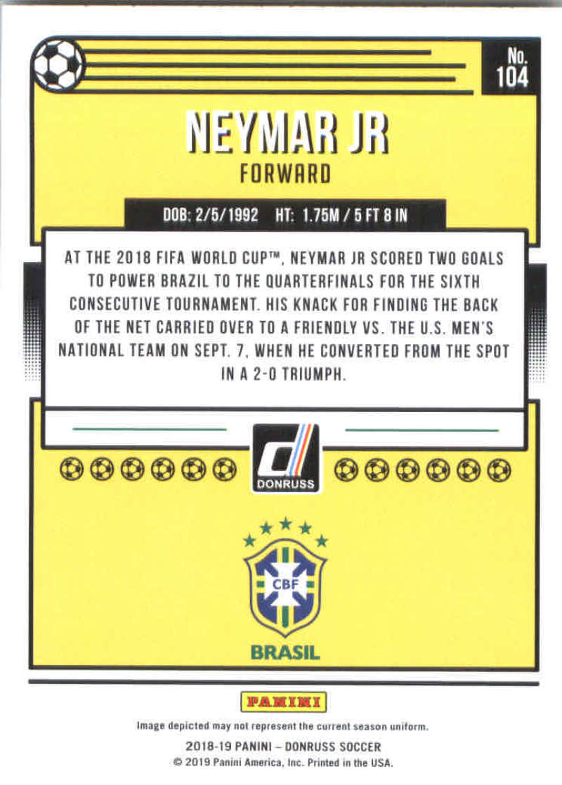 2018-19-Donruss-Soccer-Base-Singles-1-200-Pick-Your-Cards thumbnail 206