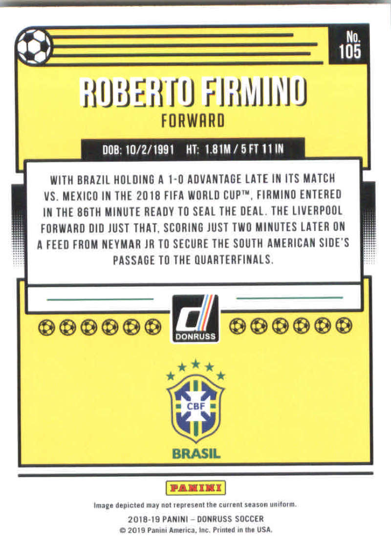 2018-19-Donruss-Soccer-Base-Singles-1-200-Pick-Your-Cards thumbnail 208