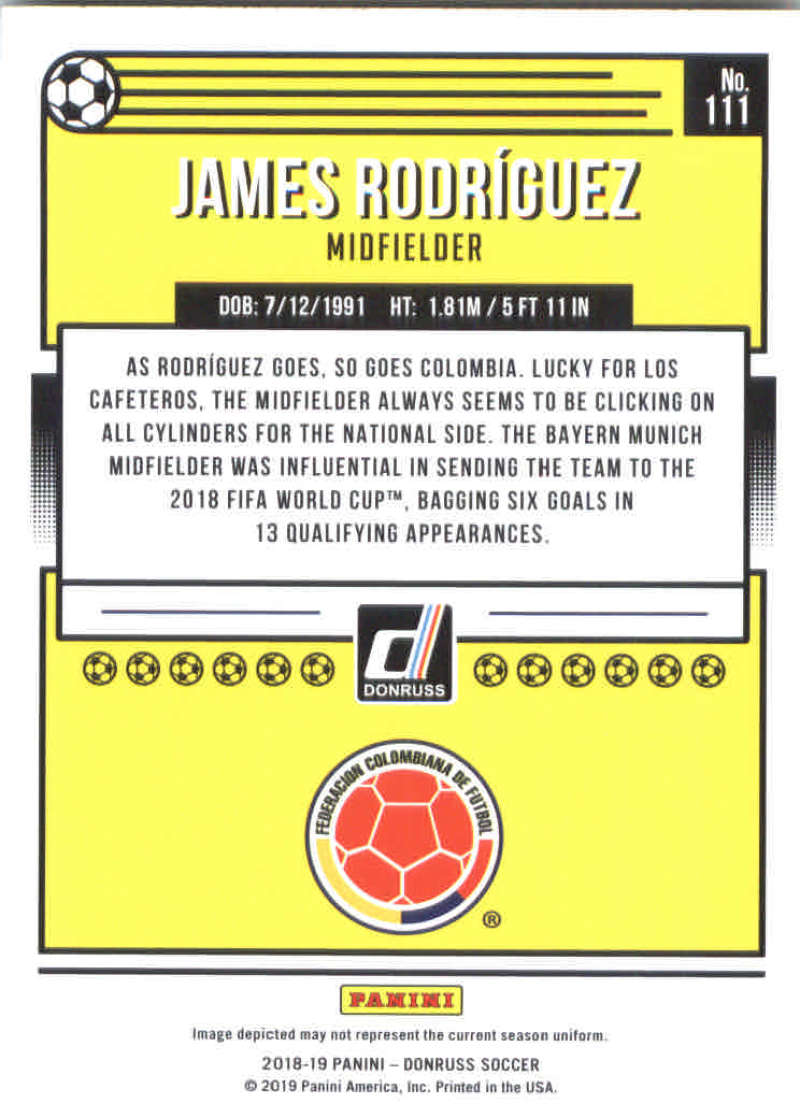 2018-19-Donruss-Soccer-Base-Singles-1-200-Pick-Your-Cards thumbnail 220