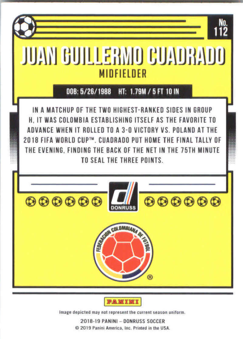 2018-19-Donruss-Soccer-Base-Singles-1-200-Pick-Your-Cards thumbnail 222