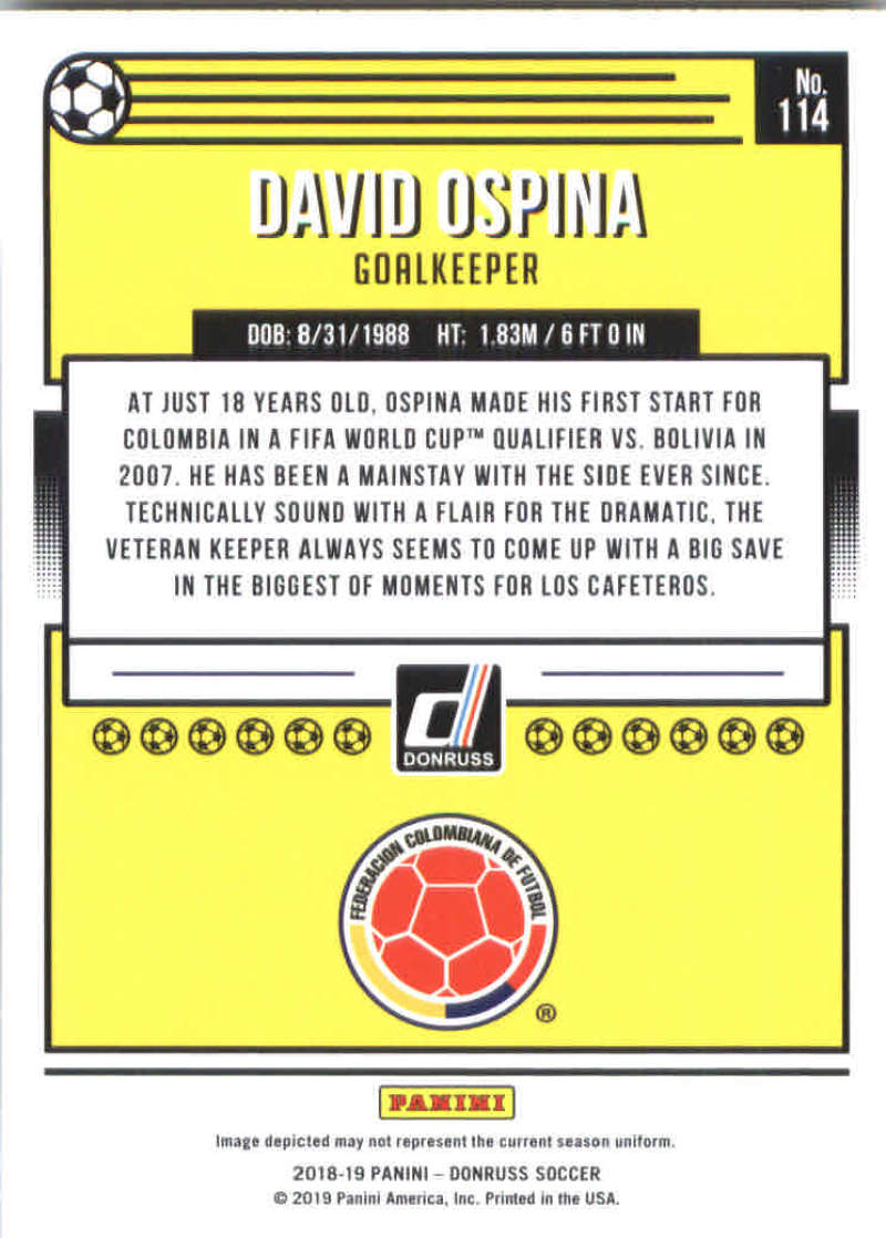 2018-19-Donruss-Soccer-Base-Singles-1-200-Pick-Your-Cards thumbnail 226