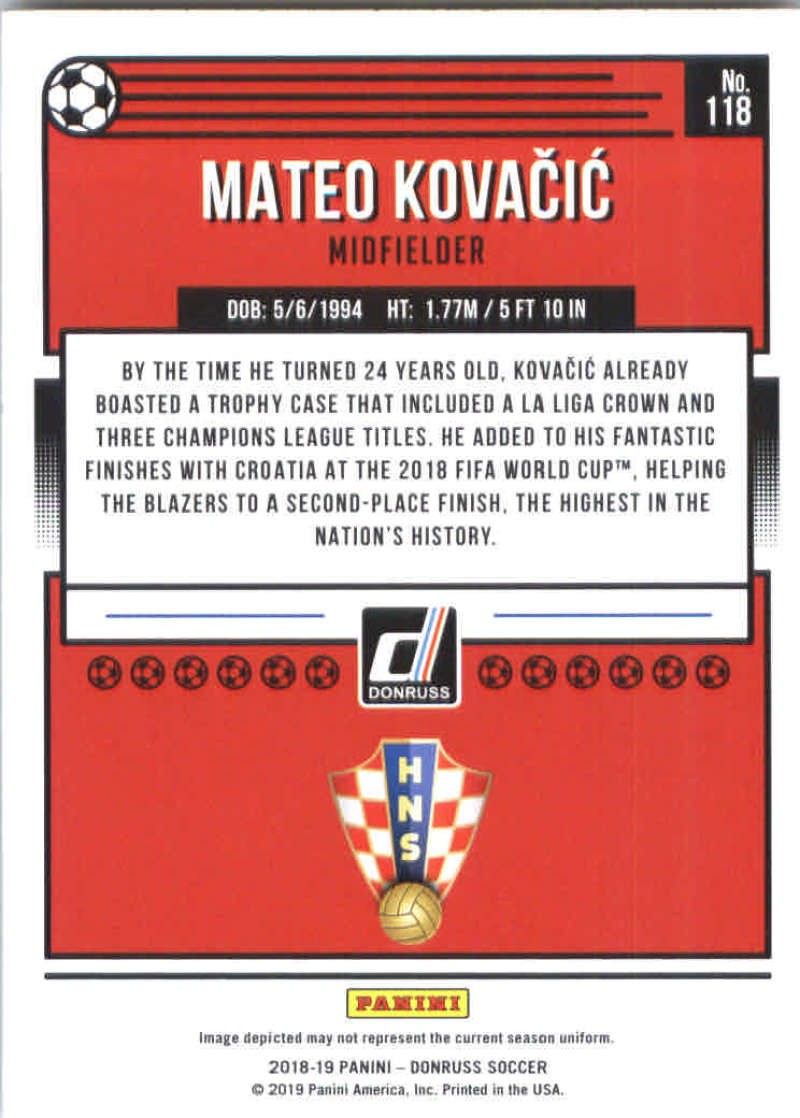 2018-19-Donruss-Soccer-Base-Singles-1-200-Pick-Your-Cards thumbnail 234